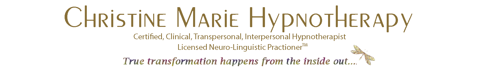 Christine Marie Hypnotherapy